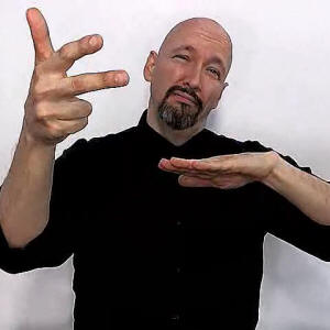 Quot Classifier 3 Quot Or Quot Cl 3 Quot American Sign Language Asl