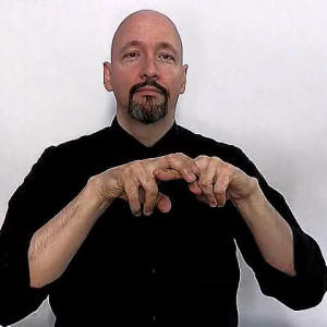 """Slow Down Signs >> """"Classifier V"""" American Sign Language (ASL)"""