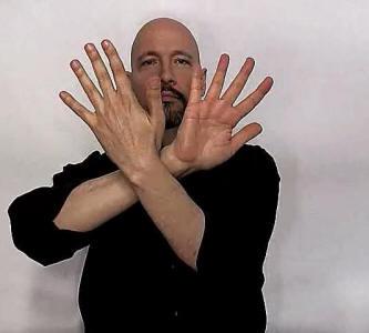 Quot Traffic Quot American Sign Language Asl
