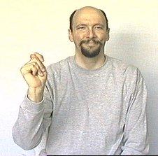 """""""toilet"""" ASL American Sign Language"""
