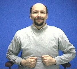 """bathtub"" American Sign Language (ASL)"