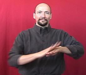Quot Beach Quot Asl American Sign Language