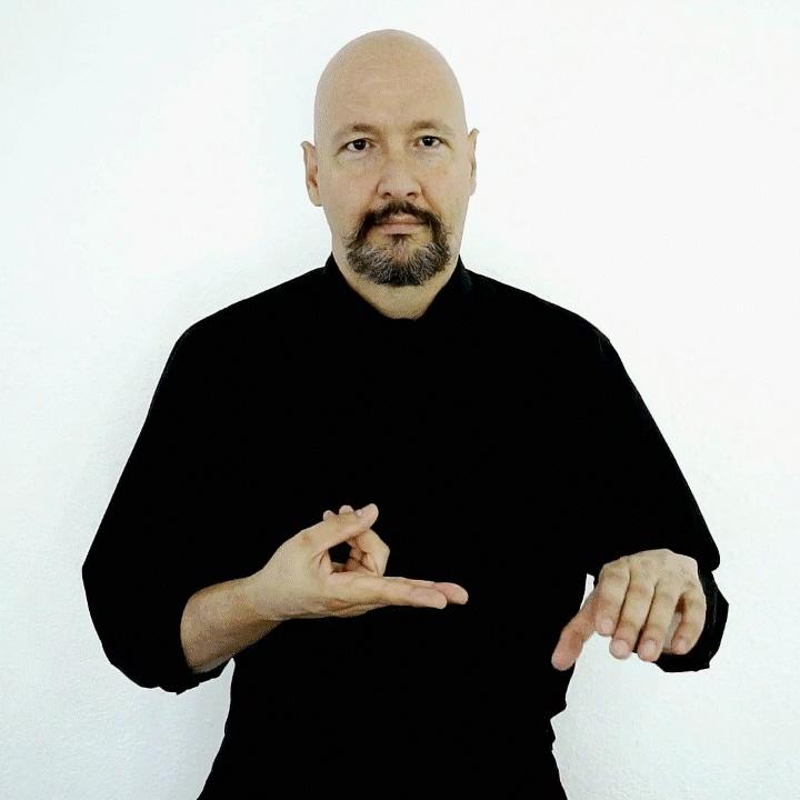 Bed American Sign Language (ASL
