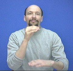 Quot Dinner Quot American Sign Language Asl