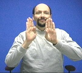 Quot Door Quot American Sign Language Asl