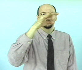 """Slow Down Signs >> """"fly"""" ASL American Sign Language"""
