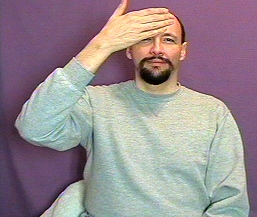 Front quot asl american sign language