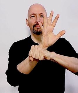 "Slow Down Signs >> ""habit"" American Sign Language (ASL)"