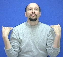 Quot Hair Quot American Sign Language Asl