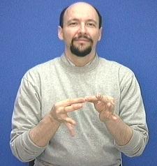interpreter quot  American Sign Language  ASL