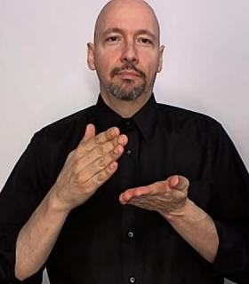 janitor american sign language asl - Another Name For Janitor
