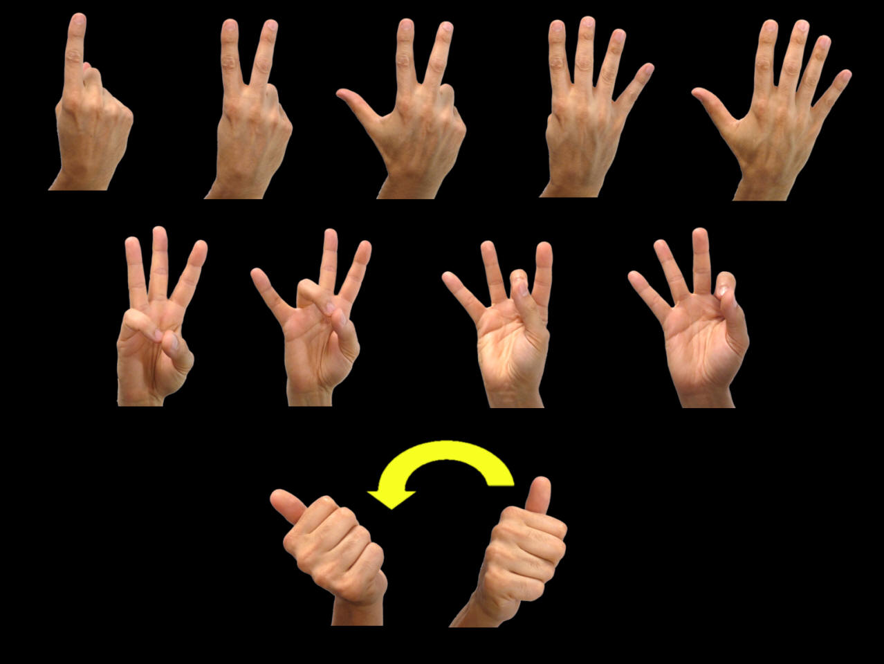 numbers asl american sign language numbers asl american sign language