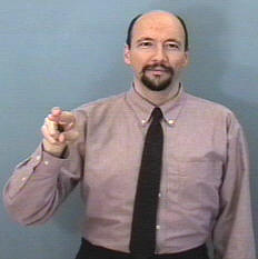 """restroom"" American Sign Language (ASL)"
