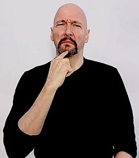 """serious"" American Sign Language (ASL)"