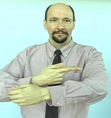 Sheep American Sign Language Asl