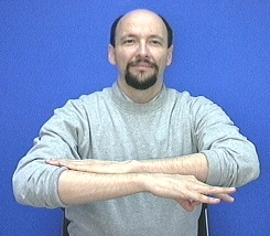 "Slow Down Signs >> ""sunrise"" American Sign Language (ASL)"