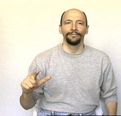 Second American Sign Language ASL - Car sign language