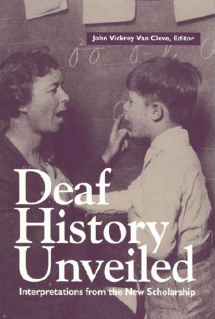 asl history Sandra jowers-barber, an assistant professor of history and the  would oralism  (lip reading) win out over manualism (sign language.