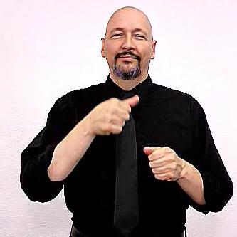 letter american sign language asl