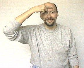 Quot Black Quot American Sign Language Asl