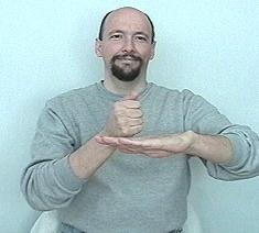 quotblamequot american sign language asl