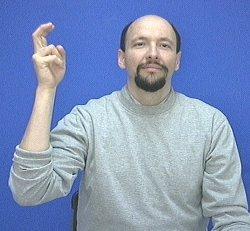Quot Trolley Quot American Sign Language Asl