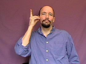 Quot Dorm Quot American Sign Language Asl