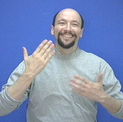 Pleasing Happy American Sign Language Asl Funny Birthday Cards Online Drosicarndamsfinfo