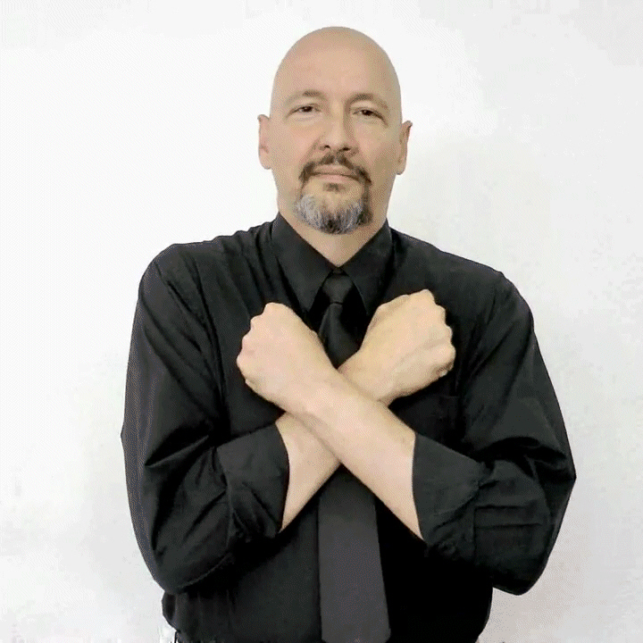 """love"" American Sign Language (ASL"