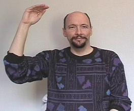 Quot Man Quot American Sign Language Asl
