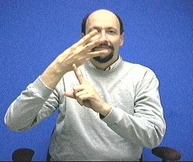 Quot Month Quot American Sign Language Asl