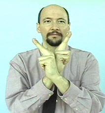 Rabbit American Sign Language Asl