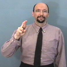 Restroom American Sign Language Asl