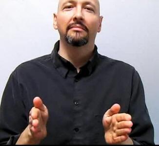 """bedroom"" American Sign Language (ASL)"