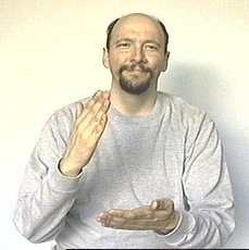 """Slow Down Signs >> """"stop"""" American Sign Language (ASL)"""