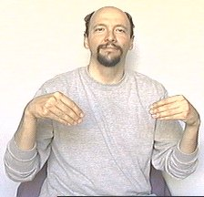 quotstorequot american sign language asl