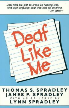 deaf like me cliff notes